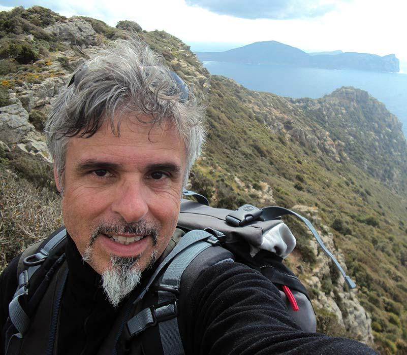 Emilio Santoni Guida Escursionistica Regione Sardegna